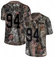 Cheap Nike Bears #94 Leonard Floyd Camo Youth Stitched NFL Limited Rush Realtree Jersey