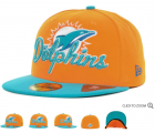 Cheap Miami Dolphins fitted hats 11