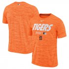 Cheap Detroit Tigers Nike Authentic Collection Velocity Team Issue Performance T-Shirt Orange