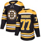 Cheap Adidas Bruins #77 Ray Bourque Black Home Authentic Youth Stitched NHL Jersey