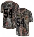 Cheap Nike Titans #54 Rashaan Evans Camo Men's Stitched NFL Limited Rush Realtree Jersey