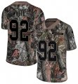 Cheap Nike Eagles #92 Reggie White Camo Men's Stitched NFL Limited Rush Realtree Jersey