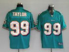 Cheap Dolphins Jason Taylor #99 Green Stitched NFL Jersey