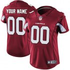 Cheap Nike Arizona Cardinals Customized Red Team Color Stitched Vapor Untouchable Limited Women's NFL Jersey