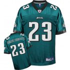 Cheap Eagles #23 Rodgers-Cromartie Green Stitched NFL Jersey