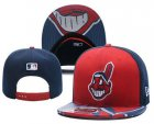 Cheap Cleveland Indians Snapback Ajustable Cap Hat YD