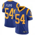 Cheap Nike Rams #54 Leonard Floyd Royal Blue Alternate Men's Stitched NFL Vapor Untouchable Limited Jersey
