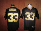 Cheap Saints #33 Jabari Greer Black Stitched Throwback NFL Jersey