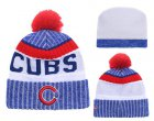 Cheap MLB Chicago Cubs Logo Stitched Knit Beanies 008