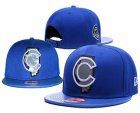 Cheap MLB Chicago Cubs Snapback Ajustable Cap Hat GS 6
