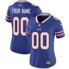 Cheap Nike Buffalo Bills Customized Royal Blue Team Color Stitched Vapor Untouchable Limited Women's NFL Jersey