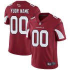 Cheap Nike Arizona Cardinals Customized Red Team Color Stitched Vapor Untouchable Limited Men's NFL Jersey