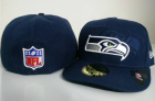 Cheap Seattle Seahawks fitted hats 09