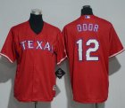 Cheap Rangers #12 Rougned Odor Red Cool Base Stitched Youth MLB Jersey