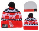Cheap Detroit Red Wings Beanies YD005