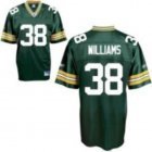 Cheap Packers #38 Tramon Williams Green Stitched NFL Jersey