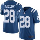 Cheap Nike Colts #28 Jonathan Taylor Royal Blue Youth Stitched NFL Limited Rush Jersey