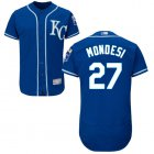 Cheap Royals #27 Raul Mondesi Royal Blue Flexbase Authentic Collection Stitched MLB Jersey