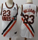 Cheap Clippers #23 Louis Williams White Basketball Swingman Hardwood Classics Jersey