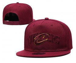 Cheap 2021 NBA Cleveland Cavaliers Hat TX326