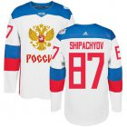 Cheap Team Russia #87 Vadim Shipachyov White 2016 World Cup Stitched NHL Jersey