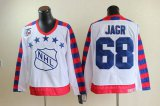 Cheap Flyers #68 Jaromir Jagr White All Star CCM Throwback 75TH Stitched NHL Jersey