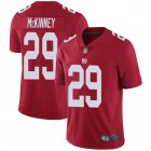 Cheap Nike Giants #29 Xavier McKinney Red Youth Stitched NFL Limited Inverted Legend Jersey