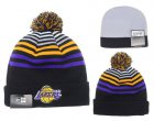 Cheap Los Angeles Lakers Beanies YD001