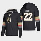 Cheap Vegas Golden Knights #22 Nick Holden Black adidas Lace-Up Pullover Hoodie