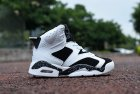 Cheap Kids Air Jordan 6 VI Oreo White/Black