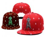 Cheap MLB Los Angeles Angels of Anaheim Snapback Ajustable Cap Hat 1