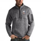 Cheap New York Islanders Antigua Fortune Quarter-Zip Pullover Jacket Black