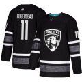 Cheap Adidas Panthers #11 Jonathan Huberdeau Black 2019 All-Star Game Parley Authentic Stitched NHL Jersey