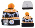 Cheap Pittsburgh Steelers Beanies YD014