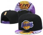 Cheap Los Angeles Lakers Snapback Ajustable Cap Hat YD 16