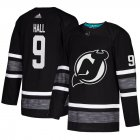 Cheap Adidas Devils #9 Taylor Hall Black Authentic 2019 All-Star Stitched Youth NHL Jersey