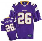 Cheap Vikings #26 Antoine Winfield Purple Stitched NFL Jersey