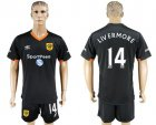 Cheap Hull City #14 Livermore Away Soccer Club Jersey