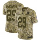 Cheap Nike Giants #29 Xavier McKinney Camo Youth Stitched NFL Limited 2018 Salute To Service Jersey