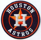 Cheap Stitched Baseball Houston Astros Team Logo Jersey Sleeve Patch