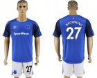 Cheap Everton #27 Browning Home Soccer Club Jersey