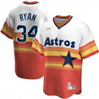 Cheap Houston Astros #34 Nolan RyanNike Home Cooperstown Collection Player MLB Jersey White