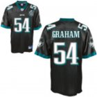 Cheap Eagles #54 Brandon Graham Black Stitched With Team 50TH Patch NFL Jersey