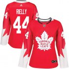 Cheap Adidas Maple Leafs #44 Morgan Rielly Red Team Canada Authentic Women's Stitched NHL Jersey