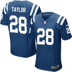 Cheap Nike Colts #28 Jonathan Taylor Royal Blue Team Color Men's Stitched NFL Vapor Untouchable Elite Jersey
