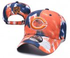 Cheap Bears Team Logo Orange Peaked Adjustable Fashion Hat YD