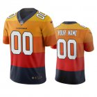 Cheap Arizona Cardinals Custom Sunset Orange Vapor Limited City Edition NFL Jersey