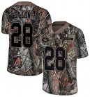 Cheap Nike Packers #28 AJ Dillon Camo Youth Stitched NFL Limited Rush Realtree Jersey