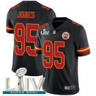 Cheap Nike Chiefs #59 Reggie Ragland Black Youth Stitched NFL Limited Rush Jersey