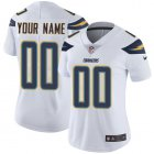 Cheap Nike San Diego Chargers Customized White Stitched Vapor Untouchable Limited Women's NFL Jersey